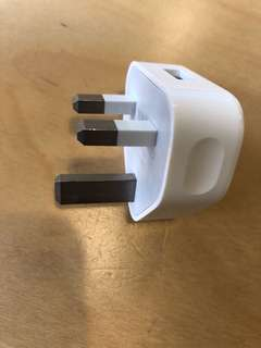 Apple original plug