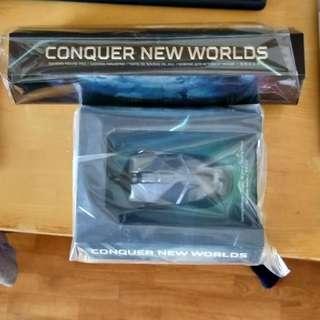 Predator Cestus 300 & Predator Gaming Mouse Pad