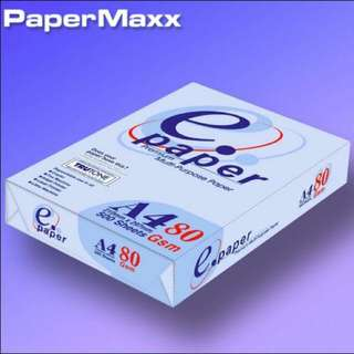 A4 paper 80g 500 sheets