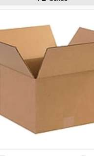 Moving house? Boxes for sale