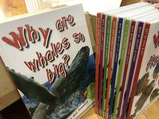 Grolier First Questions and Answers