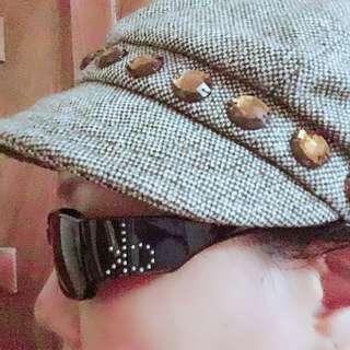 Calvin Klein Women's Logo Arm Sunglasses Authentic