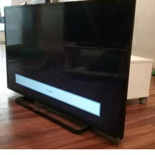 "Samsung 40"" TV LED"