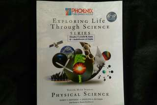 SHS Grade 11 Textbook - Physical Science