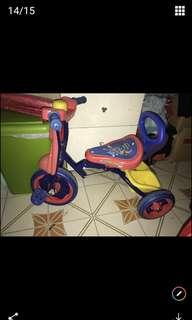 小童可摺式單車