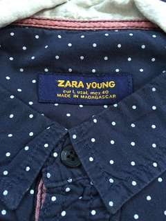 Zara Young - Long Sleeve Shirt