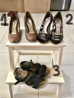 Sepatu Payless Charles Keith VNC