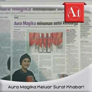 Aura Magika - All in 1 Health Supplement