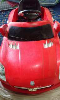 Mainan Anak Mobil Aki Mercedes Benz SLS AMG