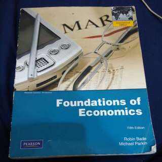 🚚 Foundations of Economics 經濟學原文書