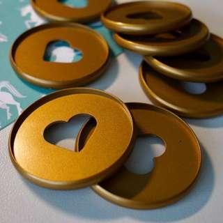 Happy Planner expander discs