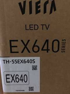 "Brand New Panasonic 55"" TH-55EX640S 4K Smart TV(sealed)"