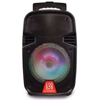 CHEAPEST Portable sound system 12 inch rental
