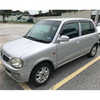 Perodua Kelisa EZ 1.0 auto