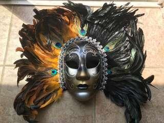 Festive mask from Venice