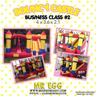 Promotion Business Class Bouncy Castle BC#2