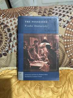 The Possessed / Devils (Fyodor Dostoevsky) with Bonus: The Idiot