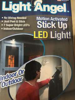 🚚 LED lamp sense dark place indoors or outdoors