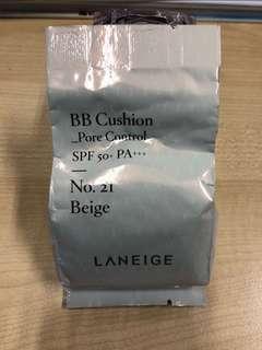 Laneige BB Cushion Pore Control Refill (No.21 Beige)