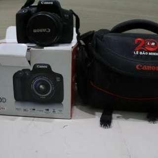 Cicil Canon 750D tanpa cc
