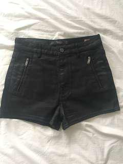 Zara Trafaluc Premium high waisted shorts