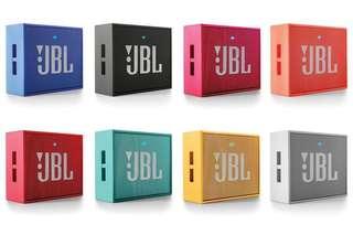 Brand New JBL Go Portable Speaker