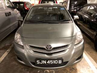 Car Rental - Toyota Vios 1.5A $330