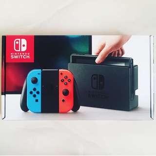 [BNIB] Nintendo Switch