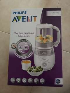 Philips Avent 4 in 1 Food Maker