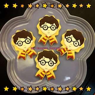Harry Potter 哈利波特 糖霜餅