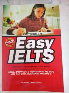 Buku EASY IELTS Original