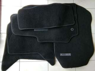FORD RANGER T6 2012 ORIGINAL CARPET