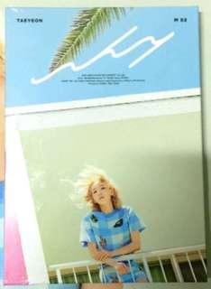 Taeyeon Why album