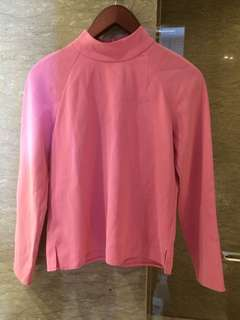 Next (MAP brand) Original Authentic 100% - pink turtle neck blouse