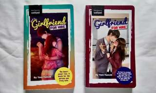 Girlfriend For Hire book bundle