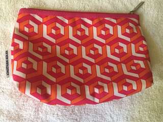 Clinique x Jonathan Adler Cosmetic Bag