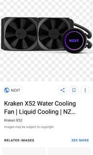 nzxt x52 aio cooler