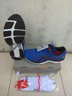 Sepatu Asics Gel Phoenix 8 ( Free Puma Shocks )