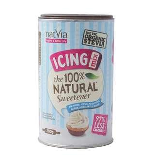 (聖美人)澳洲Natvia有機甜菊(烘焙用)天然糖霜200g Natvia Icing Sugar 200g