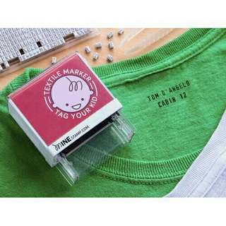 *FREE DELIVERY to WM only / Ready stock* Textiles stamp each set as shown in design/color. Free delivery is applied for this item.