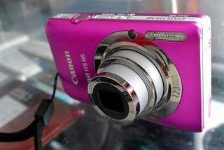 Camera Digital Canon IXUS115HS Pink