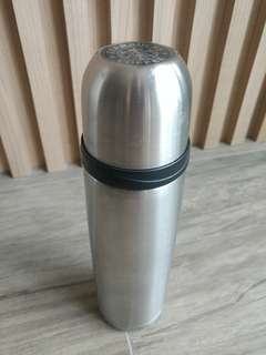 🚚 Starbucks coffee bullet thermo thermal vacuum flask stainless steel bottle cup cap