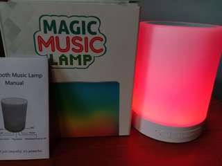 Magic Music Lamp