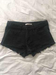 Stussy denim shorts - size 8