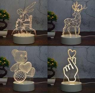 🚚 Table light / decorative item