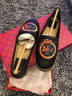 Tory Burch Espadrilles Leather