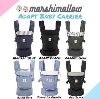 🚚 [Ready Stock] Ergo Adapt Baby Carrier (OEM)