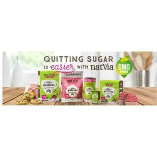 (聖美人)澳洲[Natvia]有機甜菊天然糖 Natvia sweetener