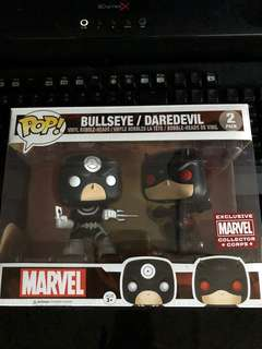 Funko Pop Marvel Bullseye & Daredevil