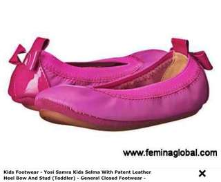 Authentic YOSI SAMRA Kids Shoes